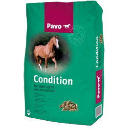 Pavo Condition Pellets